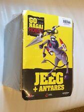 JEEG + ANTARES  GO NAGAI COLLECTION SPECIALE  fascicolo statuetta NUOVO