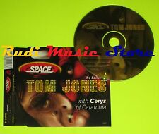CD Singolo SPACE The balland of Tom Jones London 1997 GUT RECORDS mc dvd (S7)