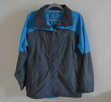 Mountain Life Size 14 Grey Blue Waterproof Breathable Glacier Jacket VGC