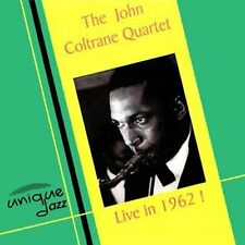 The John Coltrane Quartet - Live In 1962! CD SEALED NEW OUT OF PRINT