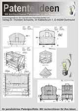 Vogelkäfig Vogelbauer selber bauen auf 1050 S.