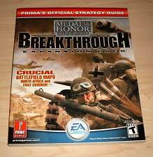 Medal of Honor - Allied Assault - Breakthrough - Prima's Official Strategy Guide
