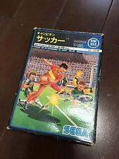 CHAMPION SOCCER SEGA MASTER SYSTEM SG 1000 SC 3000 JAPAN MARK 3