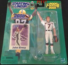 JOHN ELWAY 2000-2001 STARTING LINEUP FOOTBALL 2000 COMMEMORATIVE UNOPENED FIGURE
