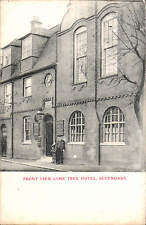 Sevenoaks. Lime Tree Hotel. Front View by S.P.T. & P.P.C.Co.