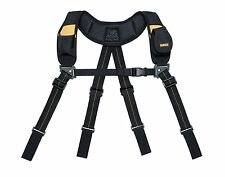 DEWALT DG5132 Padded Yoke Style Suspenders with Dri-Lex Fabric for Tool Belts