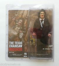 "NECA Texas Chainsaw Massacre Leatherface 8"" Figure Clothing Pretty Woman Mask"