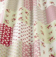 Iliv pastiche patchwork rideau/ameublement tissu couleur chinzt remnant