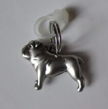 z English Bulldog My Favorite Pet CHARM PENDANT JEWELRY GANZ dog