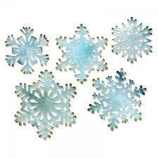 Sizzix Thinlits Cutting Die Set by Tim Holtz - Paper Snowflakes Christmas 660059