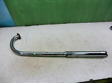 1976 Kawasaki KZ400 K560. left exhaust header tail pipe