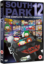 SOUTH PARK - SEASON 12 - DVD - REGION 2 UK