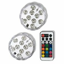 Battery Operated Adjustable Underwater Led Lights For Aquarium & Fish Tank