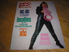CIAO 2001 50 1982 AC DC GIANNA NANNINI XTC SHEENA EASTON MILES DAVIS