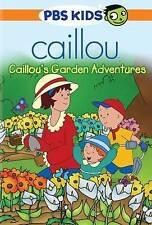 Caillou: Caillous Garden Adventures DVD