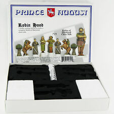 Prince August Hobby Casting Robin Hood Sherwood Chess Sets moulds molds PA719