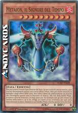 Metaion, il Signore del Tempo ☻ Super Rara ☻ LC5D IT228 ☻ YUGIOH ANDYCARDS