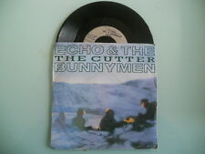 Vinile 45 Giri - Echo & the Bunnymen - The cutter / Way out and up we go -Korova