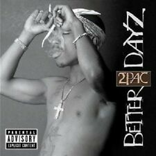 "2PAC ""BETTER DAYZ"" 2 CD NEUWARE"