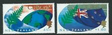 NEW ZEALAND SG1943/4 1995 COMMONWEALTH HEADS MNH