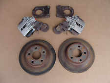 "93-97 LT1 Camaro Z28 Firebird Trans Am 11.5"" Rear Disc Brake Kit Calipers 0830"