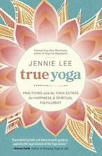 TRUE YOGA - NEW PAPERBACK BOOK