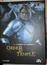 1/6 Coo Model Series of Empires Order Du Temple SE002 MIB in Hand