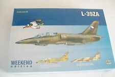 EDUARD WEEKEND  L-39 ZA ALBATROS  (CZECH-ALGERIAN)  1:72 scale  kit