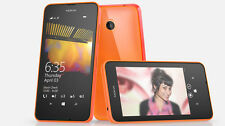 BRAND NEW MICROSOFT NOKIA LUMIA 635 WINDOWS 8GB 4G LTE ORANGE SMART PHONE UNLOCK
