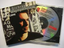 "BOBBY SICHRAN ""FROM A SYMPATHETICAL HURRICANE"" - CD"