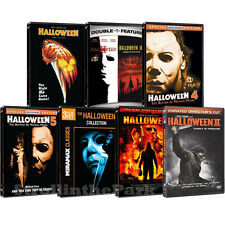 Halloween Michael Myers Complete Series: ALL 10 Movie Films Box / DVD Set(s) NEW