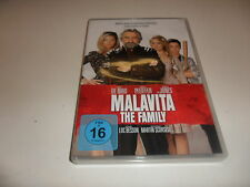 DVD  Malavita - The Family