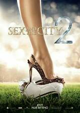 SEX AND THE CITY 2 Movie POSTER 11x17 German B Sarah Jessica Parker Kim Cattrall