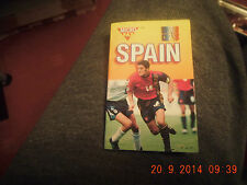 World Cup '98 Micro Fax Spain  Book by Funfax