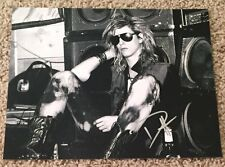 DUFF MCKAGAN SIGNED AUTOGRAPH GUNS N' ROSES 8x10 PHOTO w/EXACT PROOF