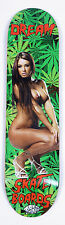 NEU DREAM SKATEBOARD DECK 8,625 BAKER BLIND ZERO PLAN B DGK ENJOI DEATHWISH GIRL