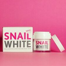 SNAIL WHITE CREAM LIFT FACE & EYE Regenerate Recovery Restore Renew Moisture NO1