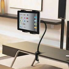 2 X 360º Lazy Bed Desk Mount Stand Holder For iPad 2 3 4 Mini Air Samsung Tablet