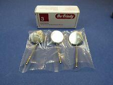 Dental Front Surface Mouth Mirror No 05 MIR5/3 BOX /3 HU FRIEDY
