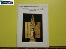 ART 2.405 LIBRO DELL AURORA TU SORGI PIU' BELLA 1988