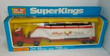 Matchbox Super Kings K-3 Kellogg`s Grain Transporter Truck, Mint