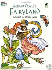 Victorian Fairyland Adult Colouring Book Creative Art Therapy Relaxing Calm NEW