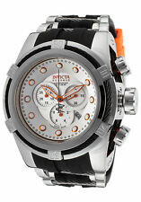 Invicta 14071 Reserve 52mm Bolt Zeus Swiss Quartz Chronograph White Dial Watch