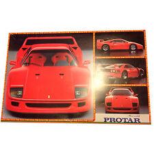 PROTAR Model Kit - F40 Turbo - 1:12 - Mod. 199.