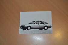 PHOTO DE PRESSE ( PRESS PHOTO ) Ford Sierra 2.0 GL F0479