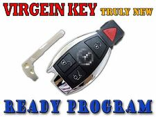 NEW TRULY VIRGIN Proximity SMART KEY FOB FOR MB CHIP REMOTE TRANSMITTER KB5