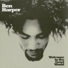 Ben Harper-Welcome to the cruel world 2 VINILE LP 15 tracks Blues Rock Nuovo