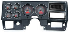 Dakota Digital 73 - 87 Chevy GMC Pickup Truck Analog Dash Gauges VHX-73C-PU-C-R