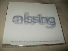 EVERYTHING BUT THE GIRL - MISSING - CLASSIC HOUSE CD SINGLE