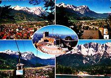 Garmisch-Partenkirchen , Ansichtskarte, 1973 gel.